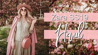 Zara Spring/Summer 2019 HAUL + TRY ON | 30 Weeks Pregnant