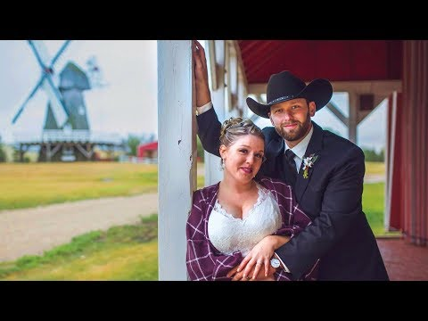 HAPPILY EVER AFTER!!! - Josh and Brit's Wedding 2017