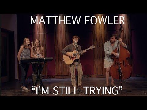 Matthew Fowler //