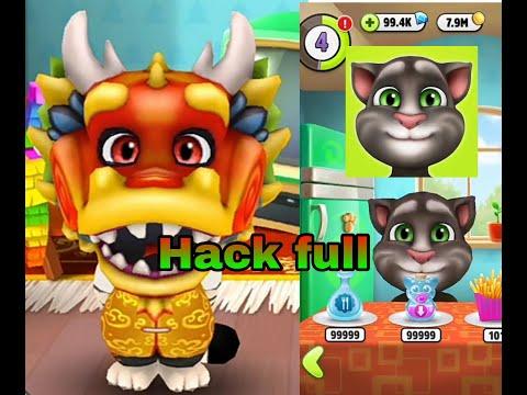 tải game my talking tom hack - Hướng dẫn tải games My Talking Tom Hack Full tất cả trừ lv chỉ dành cho Android_LĐN Gaming