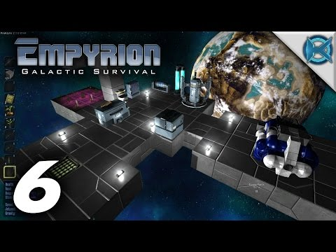 Empyrion Galactic Survival Gameplay / Let's Play (S-2) -Ep. 6- Starting The Space Station