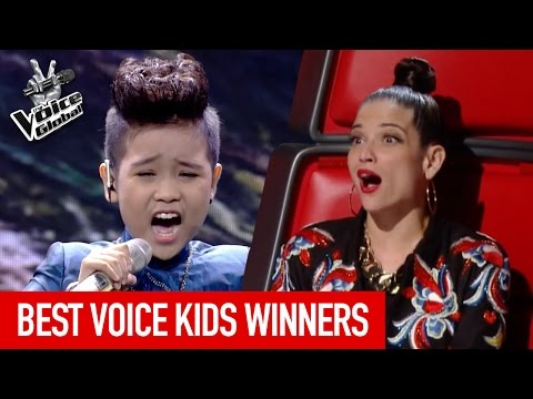 Thumbnail: The Voice Kids | BEST WINNERS from around the world [PART 3]