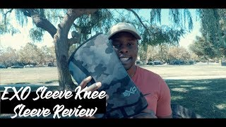 Another Knee Sleeve Review: Exo Sleeve 5MM Knee Sleeve Review
