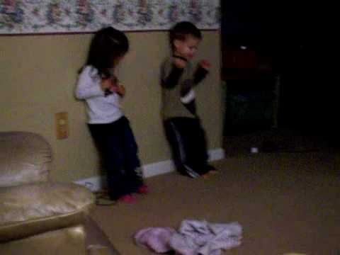 """Vanessa & Dylan dance to """"All the Single Ladies"""""""