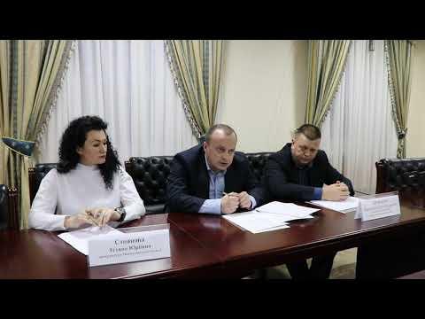 Moy gorod: Мой город Н: совещание в ОГА по поводу НГЗ