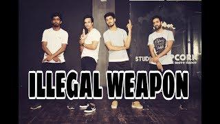 Illegal Weapon | Jasmine Sandlas ft. Garry Sandhu | STUDIO POPCORN