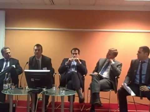 Smart Water Networks Panel in World Water Tech Investment Summit