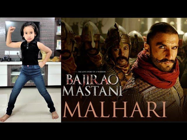 Malhari solo dance performance by Pari | Bajirao Mastani Songs | LearnWithPari