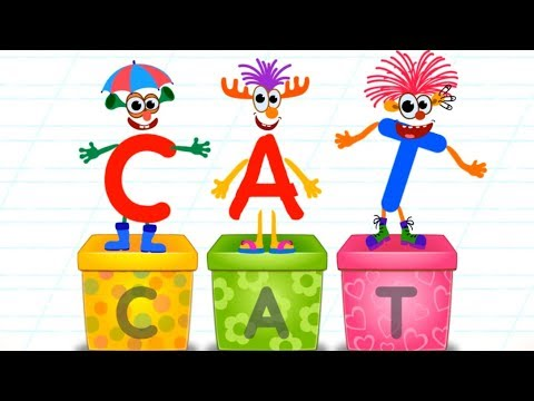 ABC Learning Alphabet Preschool Games For Kids and Toddlers - Educational App For Toddler