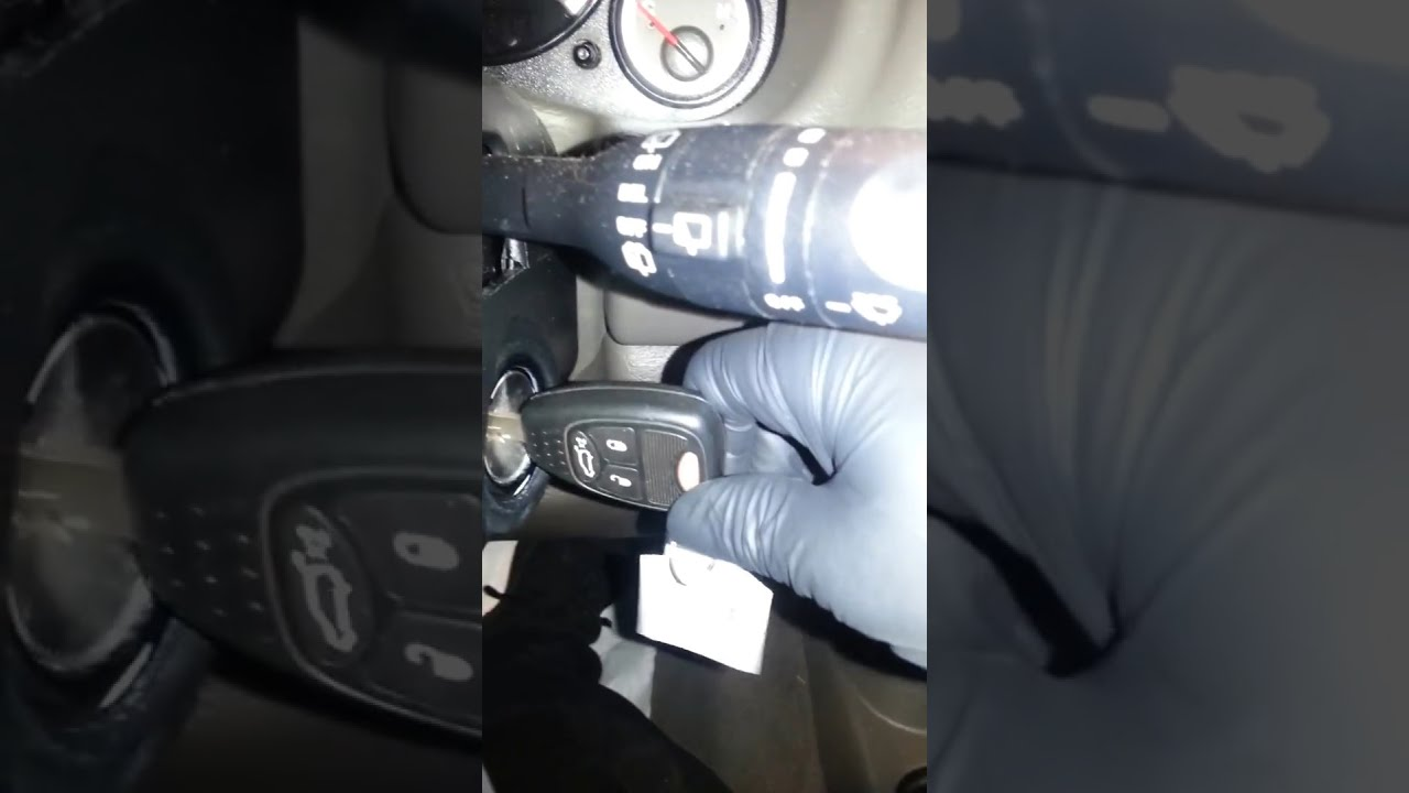 Diagnosis- -06 Jeep Liberty Key Stuck In Ignition