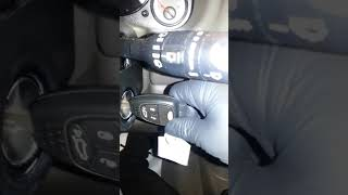 diagnosis 06 jeep liberty key stuck in ignition