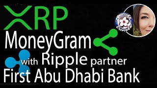 Bitso XRP Volume Still Spiking, Ripple Banking Partner First Abu Dhabi Tie Up with MoneyGram