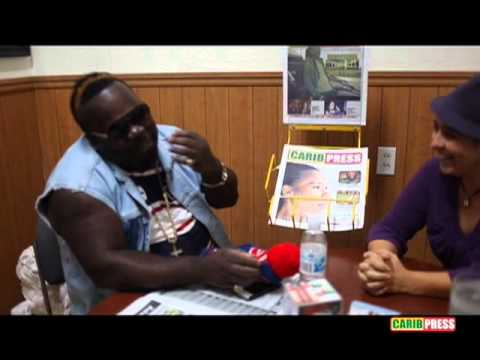 Interview with Reggae Artist Mr SupriZe in Los Angeles