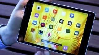 Планшет Xiaomi Mipad - распаковка и полный обзор(, 2014-09-03T11:48:29.000Z)
