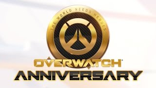 Overwatch Anniversary Event OFFICIALLY CONFIRMED!