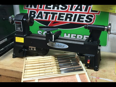 Rockler mini Lathe review