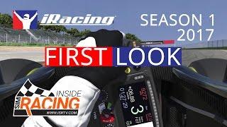 iRacing Season 1 2017 First Look