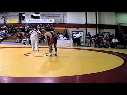 2002 Senior National Championships: 55 kg James Crowe vs. Sean Dalton