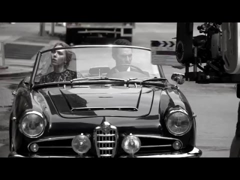 Dolce&Gabbana The One Street of Dreams Scarlett Johansson interview