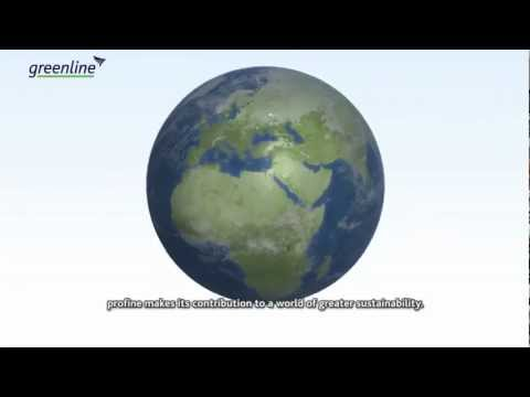 profine Group – sustainability with greenline (English)