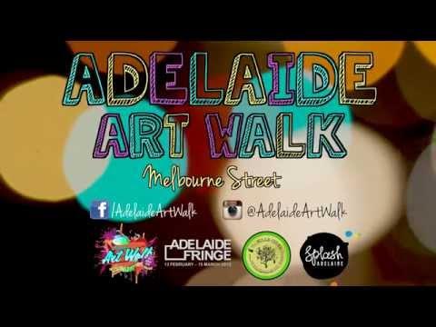 Adelaide Art Walk 2015