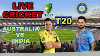 INDIA VS AUSTRALIA T20 LIVE EP-01 || REAL CRICKET ||#INDVSAUS#realcricket18