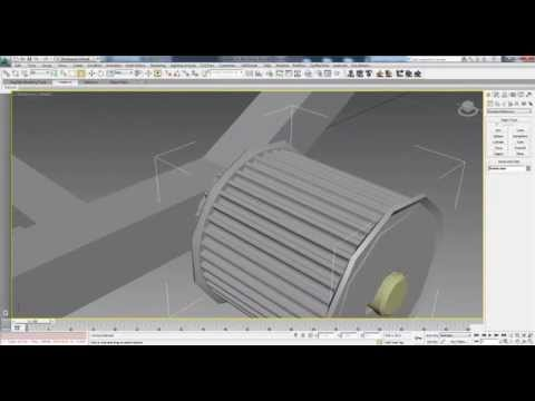 Autodesk Inventor to 3ds Max Design