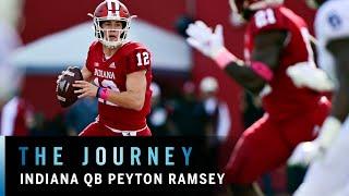 Peyton Ramsey's Road to Indiana | Big Ten Football | The Journey