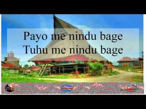 Lirik Lagu Karo Terkenal Mbuah Page