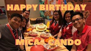 Happy Birthday Mica! | Vlog 10 PH