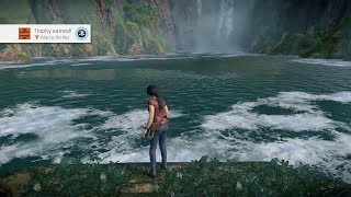 Uncharted: The Lost Legacy - Marco Po-No Trophy Guide (Swim in the Dam of Halibedu)