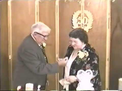 Gma And Gpa 50th Wedding Anniversary