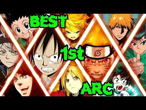 By the way, what's the best opening arc in shounen anime?