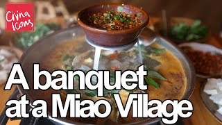 How to cook a delicious Miao fish banquet   A China Icons Video