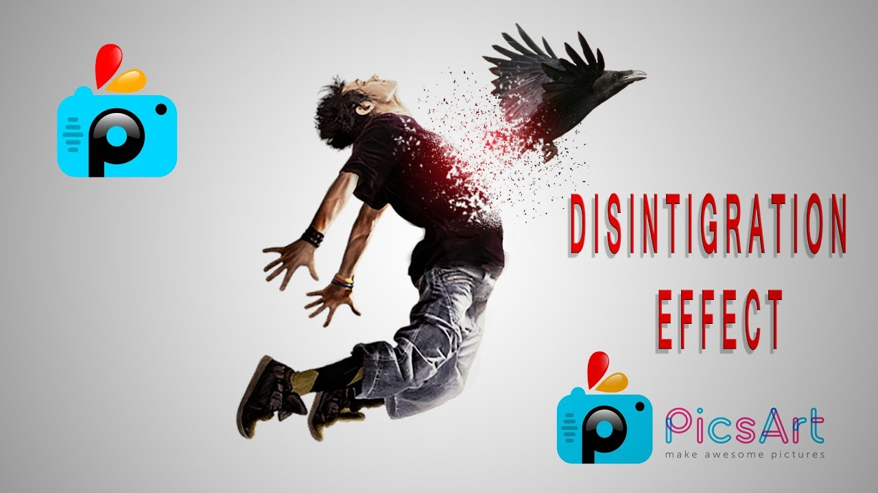 Disintegration Effect | Picsart Editing Tutorial ❤ ❤