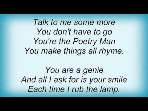 18252 Phoebe Snow - Poetry Man Lyrics