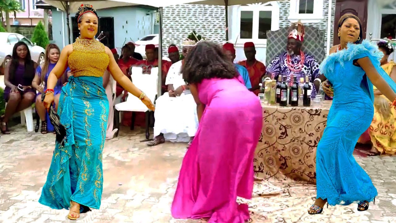 Download Who Will Win The Royal Dance 1 - African Movies |Latest Nigerian Movies 2020