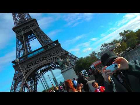 London Paris UK Vacation 2012