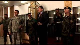 NATO Training Mission Afghanistan Remembers Ambassador Richard Holbrooke