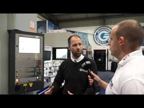 Hardinge V1000 Machining Centre VMC from ETG