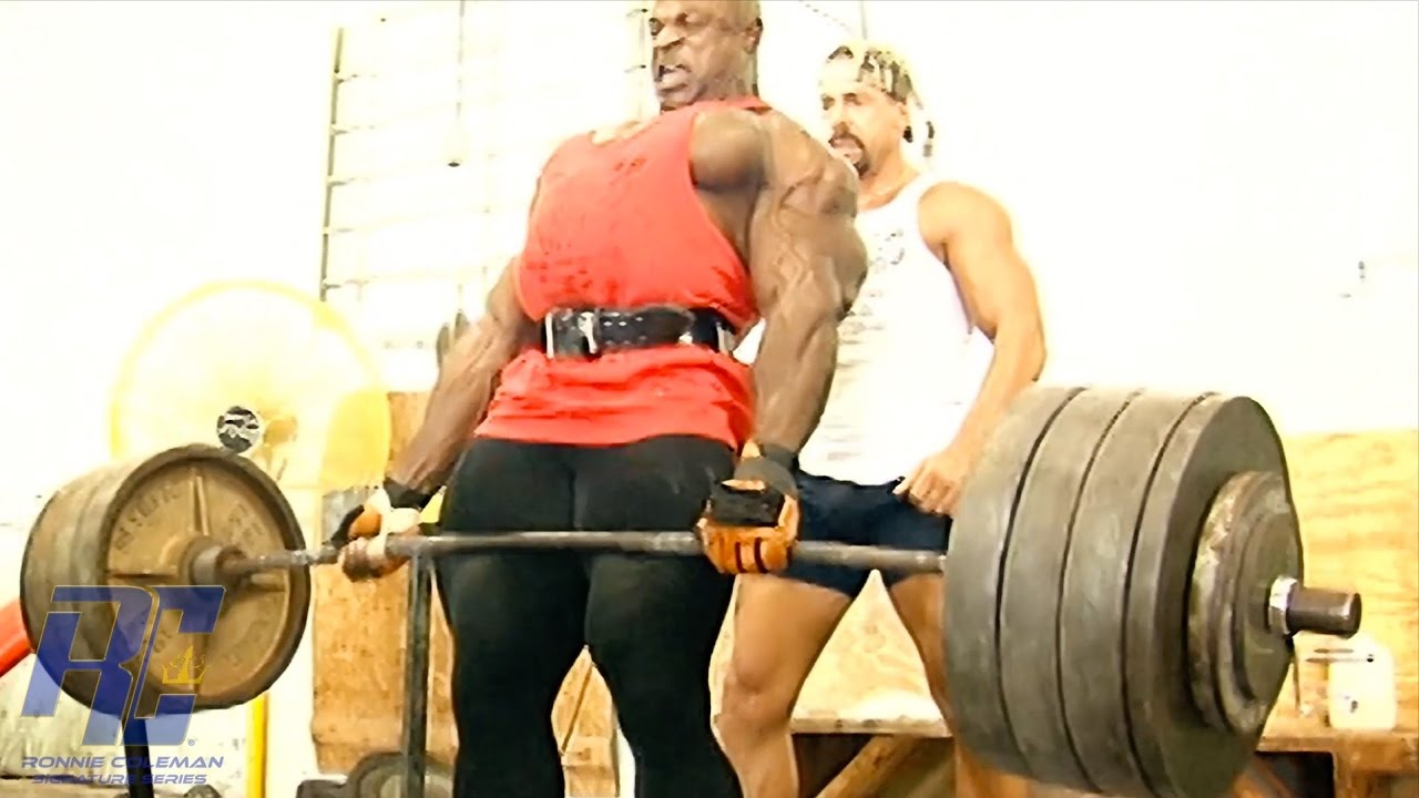 Ronnie Coleman The Unbelievable Remastered in 1080 HD ...