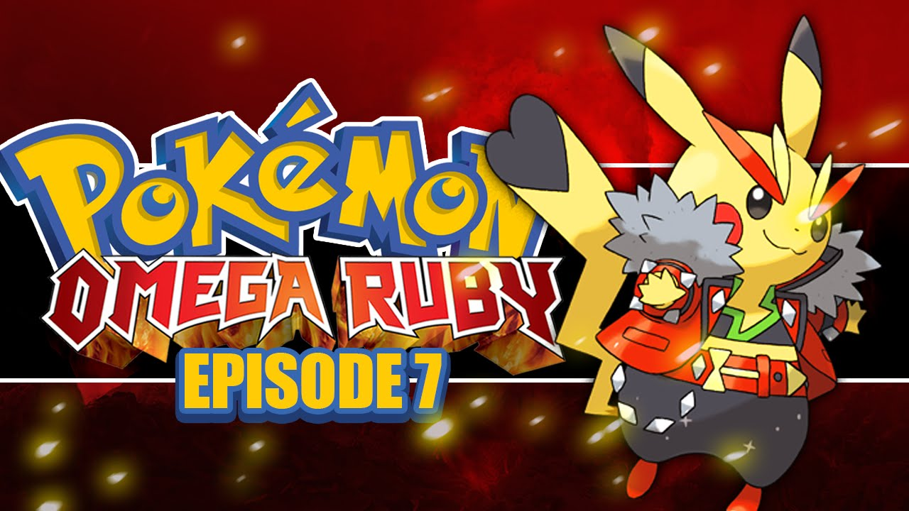 Pok 233 Mon Omega Ruby And Alpha Sapphire Lets Play 7