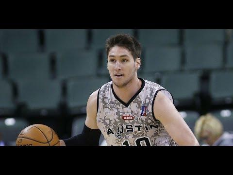 Ryan Arcidiacono First-Half NBA D-League Season Highlights