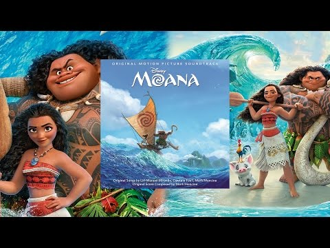 08. Shiny – Disney's MOANA (Original Motion Picture Soundtrack)