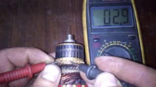 видео Как проверить ротор болгарки