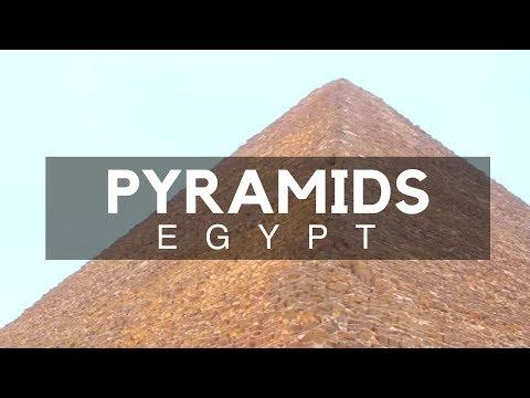 Pyramids, Cairo,Egypt