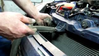 Продувка радиатора и замена вентилятора(, 2013-05-27T19:59:18.000Z)