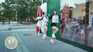 TWICE K-POP CM.