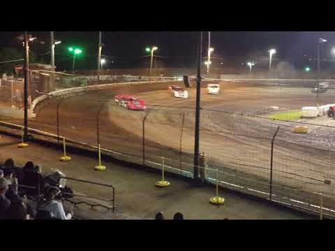 Mike Provenzano heat 2 at Sycamore Speedway-9/14/2019