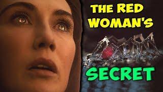 Melisandre's Ruby May Be Hiding Something Massive! ♦️SEASON 8 🔮